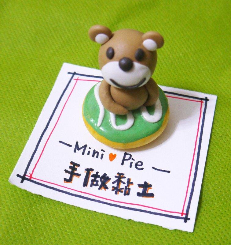 原创设计 台湾出品 / 商品说明及故事 /  qq熊是代表mini pie的小动物