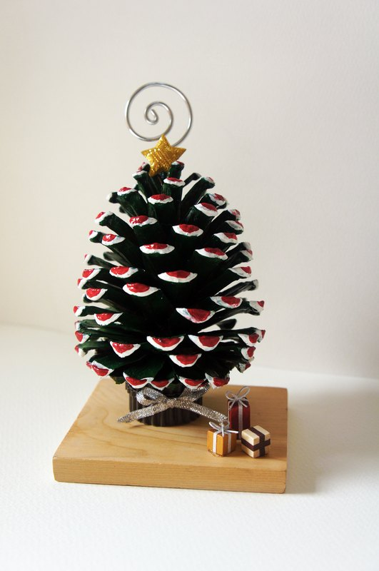 成为闪耀的圣诞树