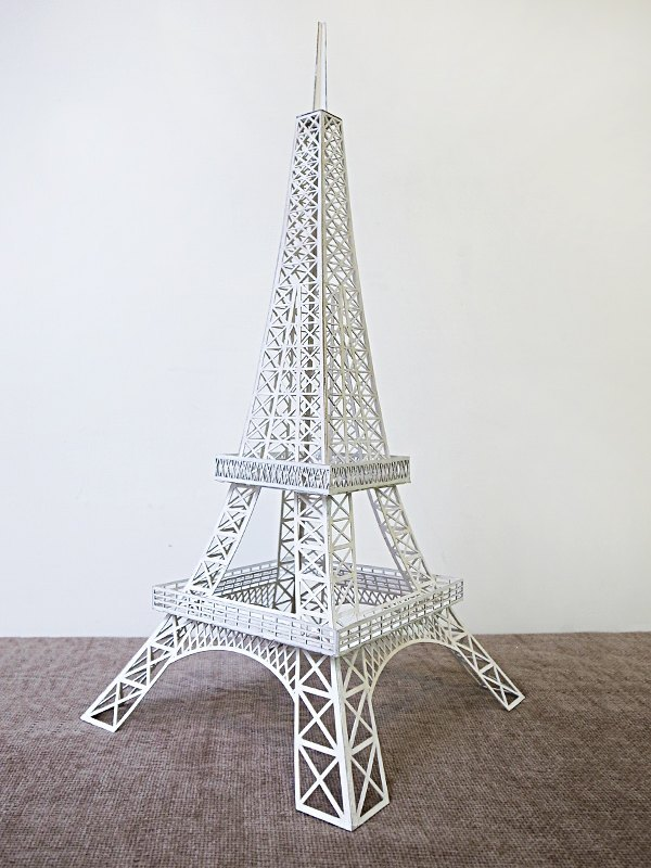 创意手工巴黎铁塔_创意手工巴黎铁塔