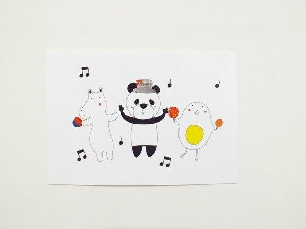独家贩售 超商取货 台湾出品 原创设计 来写张小卡片给可爱的朋友吧