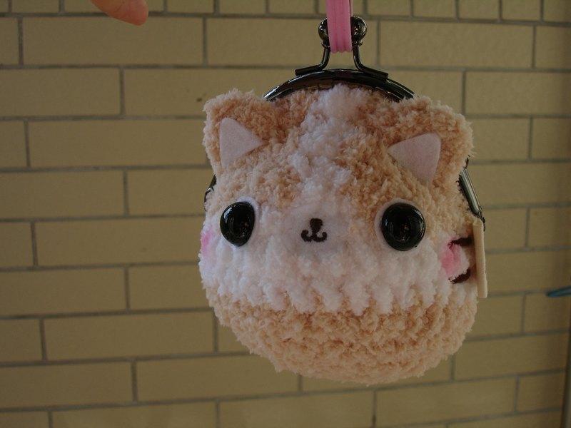 原创设计 / 商品说明及故事 / 圆滚滚的口金包变成了可爱的动物们!