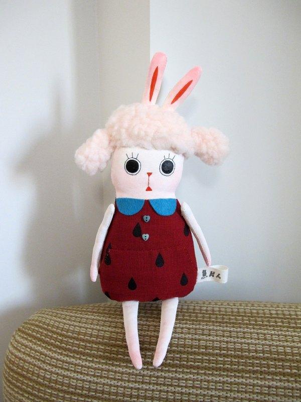 西瓜小兔 - 设计师 鱼片人 - pinkoi