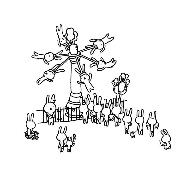 兔子游乐场 | whirling