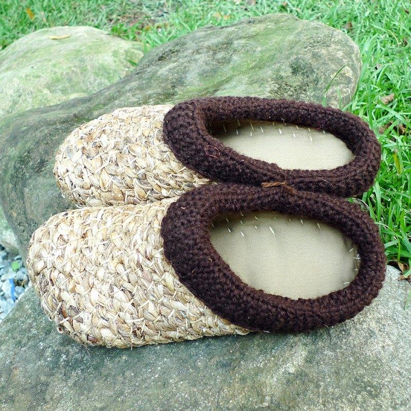 棒针编织鞋子动物图案大全