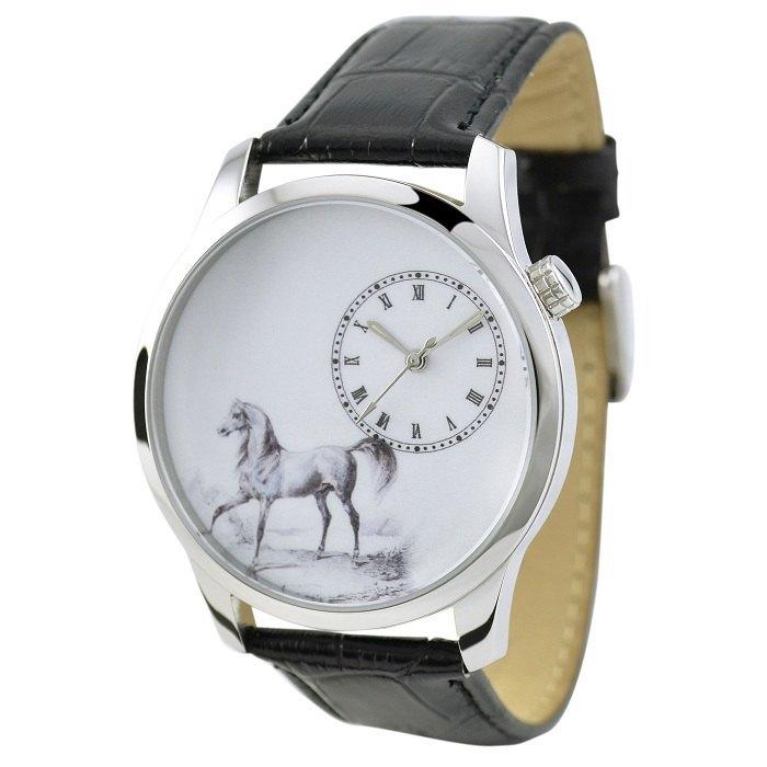 优雅动物手表 (马)