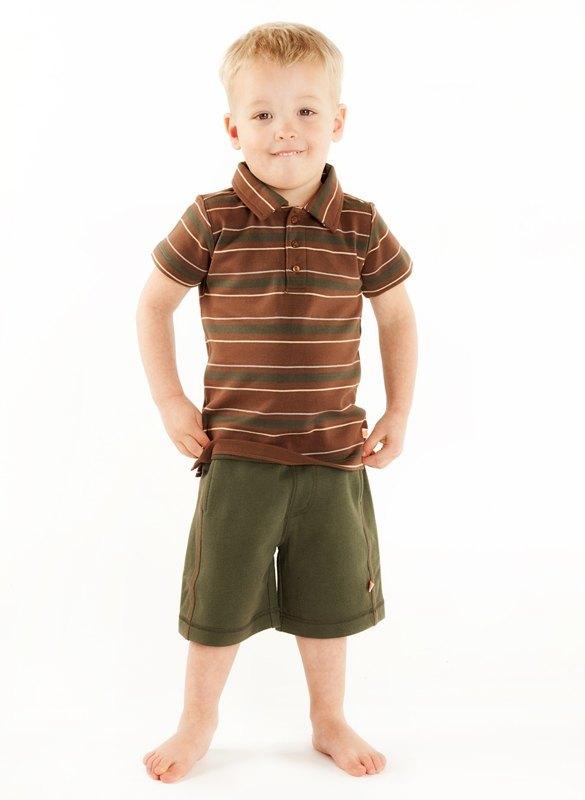 短裤(橄榄绿)