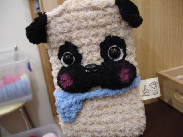 商品说明及故事 / 心爱的手机怕刮伤 那就帮它穿件可爱的动物衣服吧