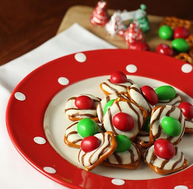 10 种甜蜜圣诞小点心