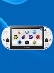 Playstation Vita WIFI (PCH-2006) Console: Glacier