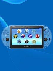 Playstation Vita WIFI (PCH-2006) Console: Aqua Blu