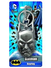 Batman Head Pewter Key Chain