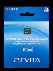 PSV 64GB Memory Card
