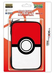 3DS NEW LL HORI POKEBALL POUCH