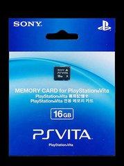 PSV 16GB Memory Card