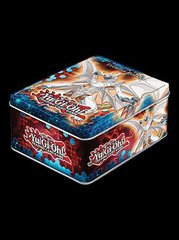 YGO 2012 COLLECTOR TIN EVOLZAR DOLKKA CZ18