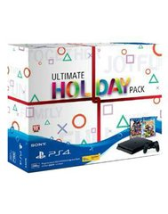 Playstation 4 Console - Slim Ultimate Holiday Pack
