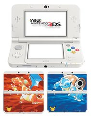 NEW 3DS Console Bundle - Pokemon 20th Anniversary