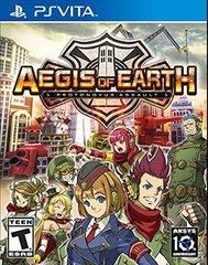 Aegis of Earth: Protonovus Assault-PSVita