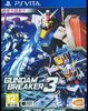 Gundam Breaker 3 (Chinese)-PSVita