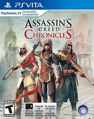Assassin's Creed Chronicles-PSVita