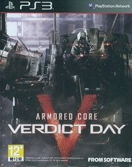 Armored Core Verdict Day Regular