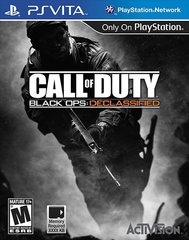 Call of Duty: Black Ops Declassified - PSVITA