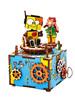 ROBOTIME MUSIC BOX - MACHINARIUM