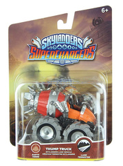 Skylanders Supercharger Vehicle - Thump Truck