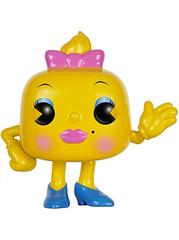 Funko POP! Games : Pac-Man - #82 Ms Pac Man