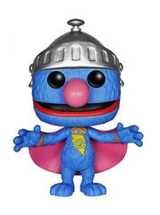 Funko POP! #01 Sesame Street Super Grover