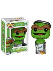 Funko POP! #03 Sesame Street Oscar The Grouch