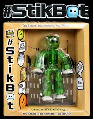 Zing Stikbot Singles - Dark Green