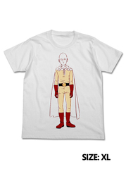 COSPA ONE PUNCH MAN WHITE SIZE XL