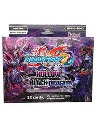BUDDYFIGHT SD03 HOLLOW BLACK DRAGON DECK (ENG)