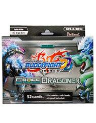BUDDYFIGHT SD02 CROSS DRAGONER DECK (ENG)
