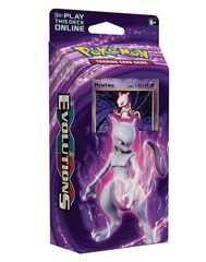 POKEMON XY12 THEME DECK - MEWTWO MAYHEM