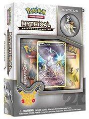 POKEMON MYTHICAL ARCEUS BOX