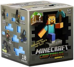 Minecraft Craftables Blind Box Serie 1-1 Box Multi