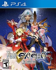 Fate/Extella The Umbral Star