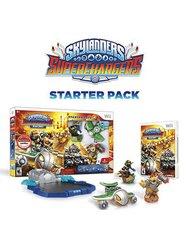 Skylanders Superchargers (Starter Pack)-Wii