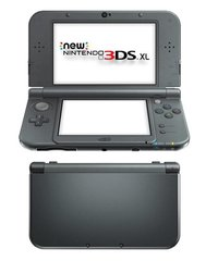 NEW 3DS XL Console - Metallic Black
