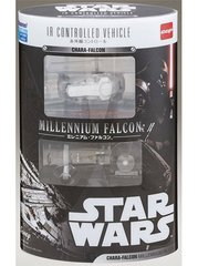 Star Wars Millennium Falcon (Chara Falcon IR Contr