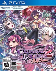 Criminal Girls 2 Party Favors-PSVITA