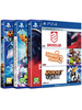 Triple Pack - Driveclub, Little Big Planet 3, Ratchet & Clank - PS4