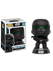 Funko POP! (144) Star Wars Rogue One Death Trooper