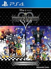 Kingdom Hearts  HD 1.5 +2.5 Remix