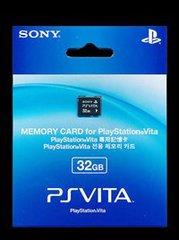 PSV 32GB Memory Card