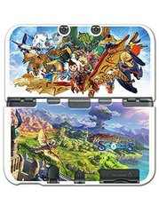 3DS NEW LL CAPCOM MONSTER HUNTER STORIES UP/DOWN C