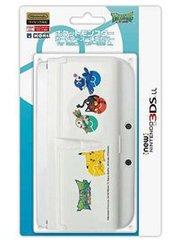 HORI NINTENDO 3DS LL POKEMON CARTRIDGE CASE WITH C
