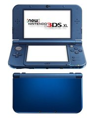 NEW 3DS XL Console - Metallic Blue